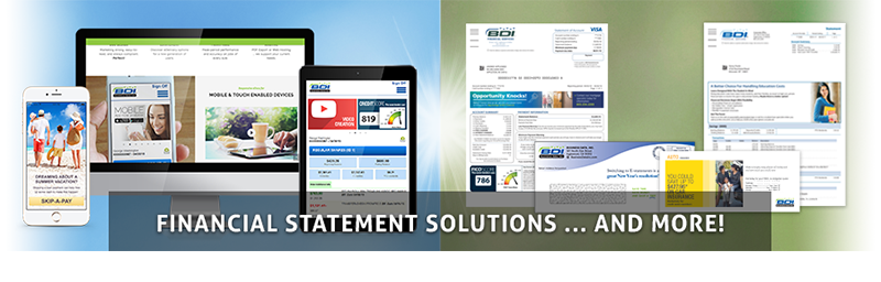 Financial Document Solutions